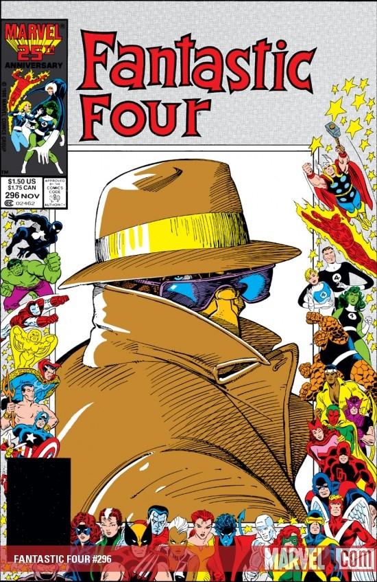 Fantastic Four (1961) #296