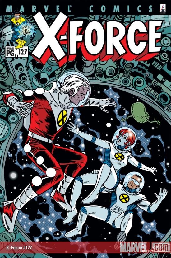 X-Force (1991) #127