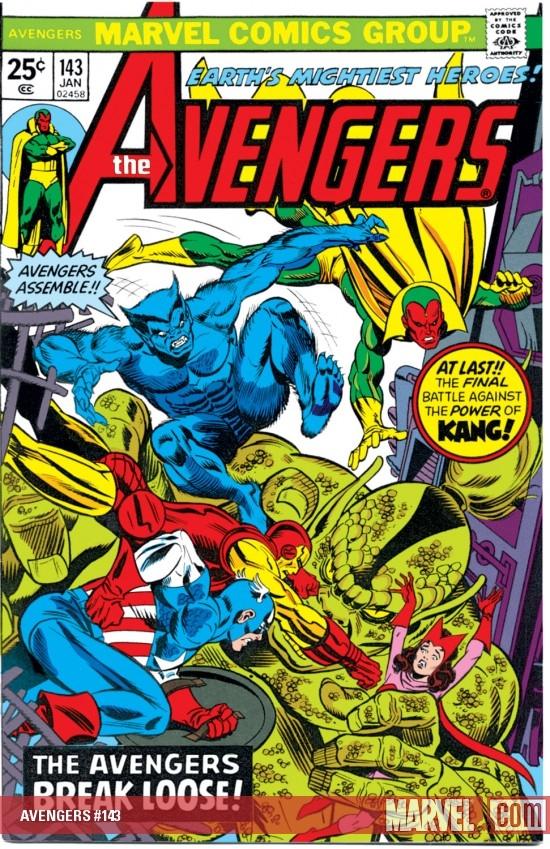 Avengers (1963) #143