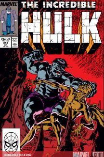 Incredible Hulk #357