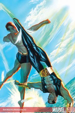Avengers/Invaders (2008) #3