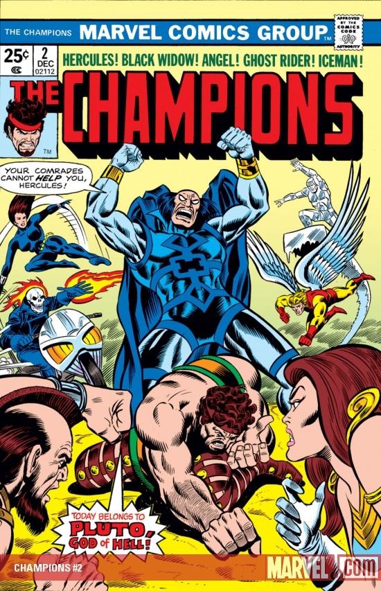 Champions (1975) #2