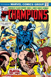 Champions Classic Vol. 1 (Trade Paperback)