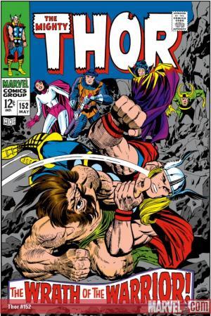 Thor (1966) #152
