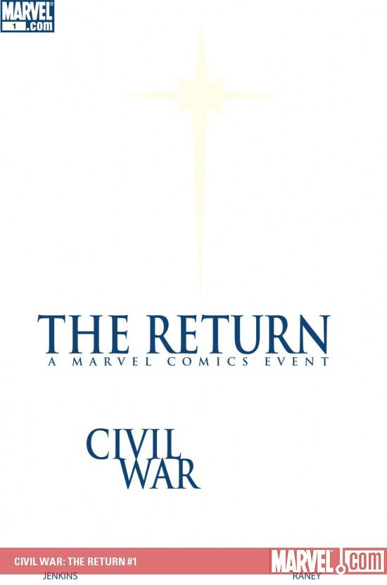 Civil War: The Return (2007) #1