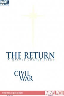 Civil War: The Return #1