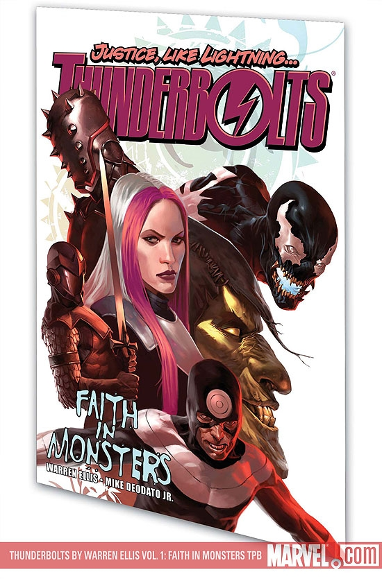 Thunderbolts by Warren Ellis Vol. 1: Faith in Monsters (Trade Paperback)