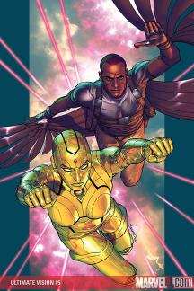 Ultimate Vision #5