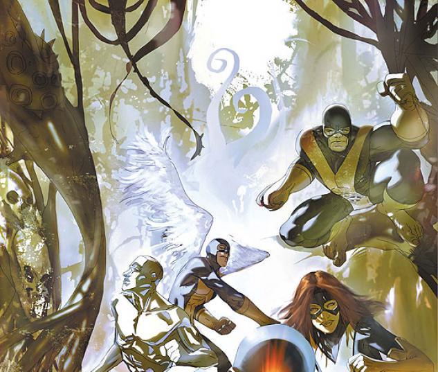 X-Men: First Class (2007) #2