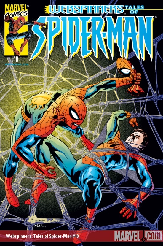 Webspinners: Tales of Spider-Man (1999) #10