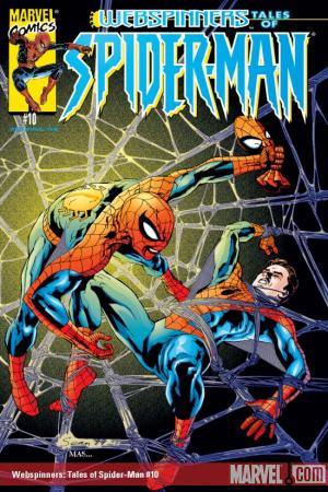 Webspinners: Tales of Spider-Man #10