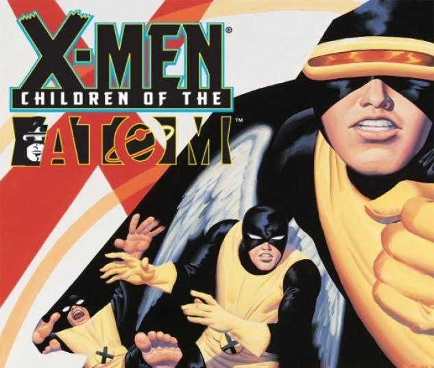 X-Men: Children of the Atom (1999) #4