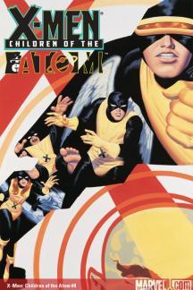 X-Men: Children of the Atom #4