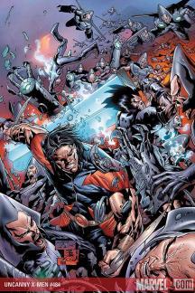 Uncanny X-Men #484