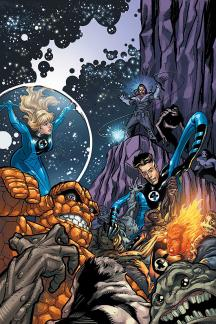 Marvel Adventures Fantastic Four (2005) #13