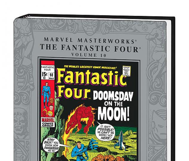 MARVEL MASTERWORKS: THE FANTASTIC FOUR VOL.10 #0