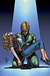 DOCTOR SPECTRUM (2006) #5 COVER