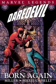 Daredevil Legends Vol. II: Born Again (Trade Paperback)