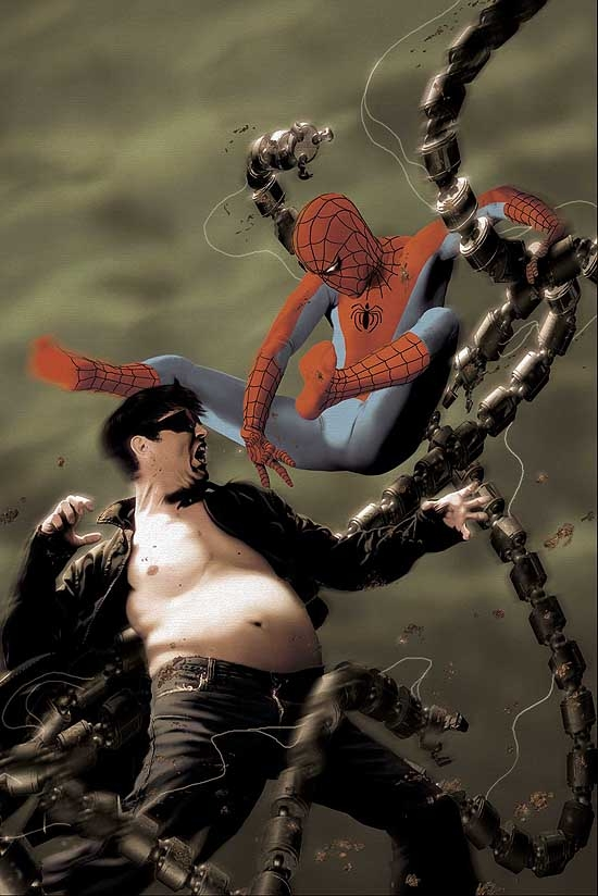 Spider-Man/Doctor Octopus: Year One (2004) #5
