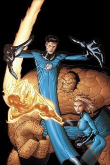 Marvel Encyclopedia Vol. 6: Fantastic Four (Hardcover)