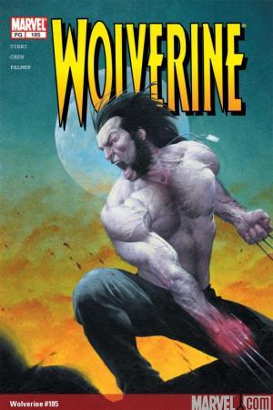 Wolverine (1988) #185