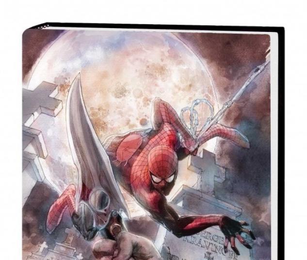 Spider-Man: Grim Hunt (Hardcover)