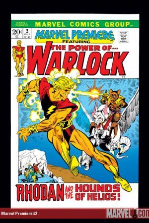 Marvel Premiere (1972) #2