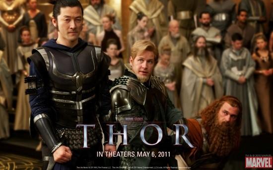 Thor Movie Wallpaper #10