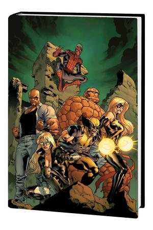 NEW AVENGERS BY BRIAN MICHAEL BENDIS VOL. 2 PREMIERE HC (Hardcover)
