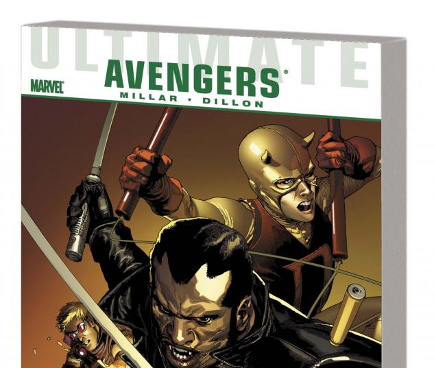 Ultimate Comics Avengers 3 (2011) #1