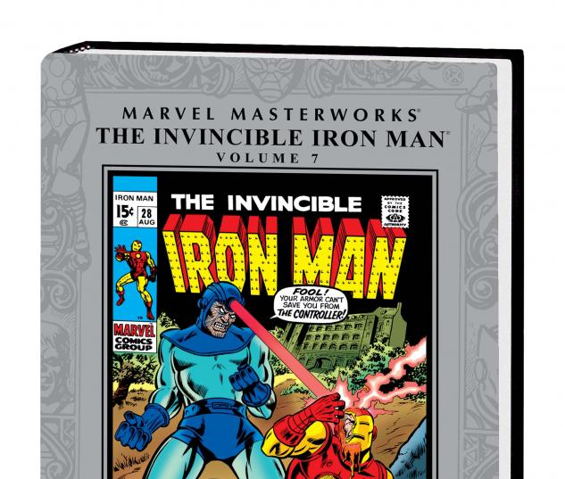 MARVEL MASTERWORKS: THE INVINCIBLE IRON MAN VOL. 7 HC