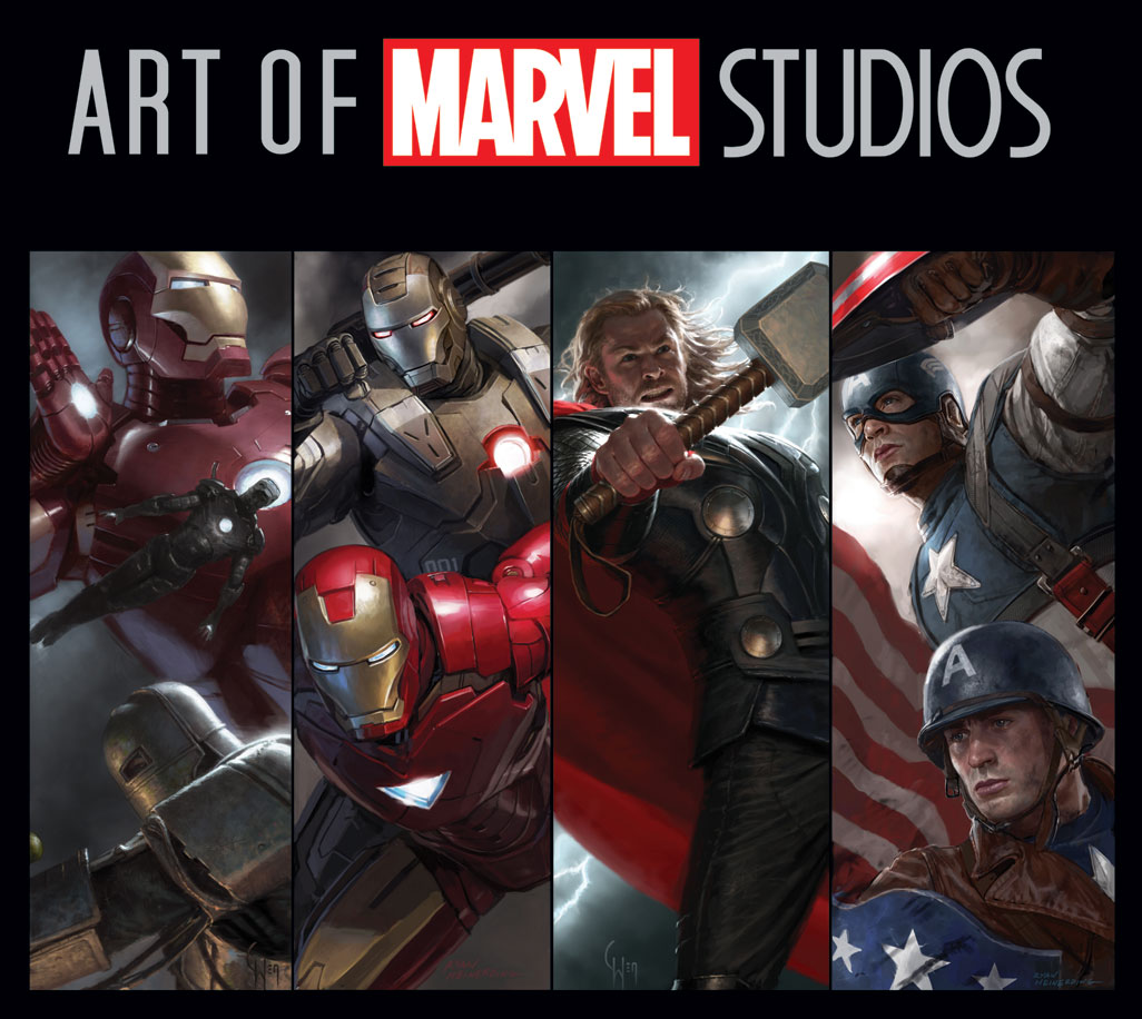 Art of Marvel Studios TPB Slipcase (Hardcover)