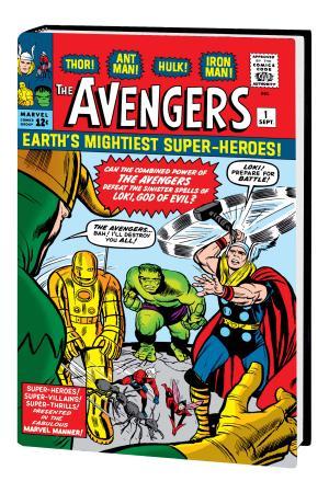 The Avengers Omnibus (Hardcover)