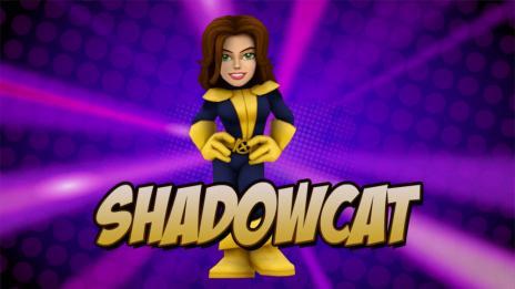 Super Hero Squad Online: Meet Shadowcat