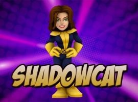 Super Hero Squad Online: Meet Shadowcat