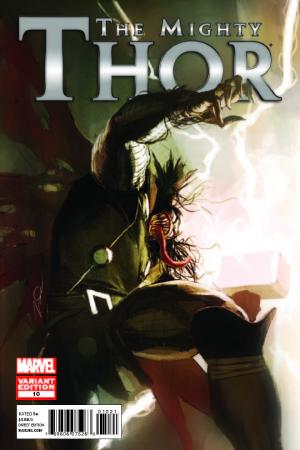 The Mighty Thor (2011) #10 (Venom Variant)