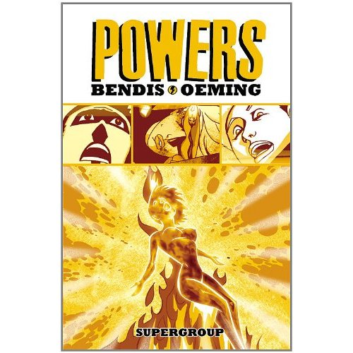 Powers: Supergroup (Hardcover)
