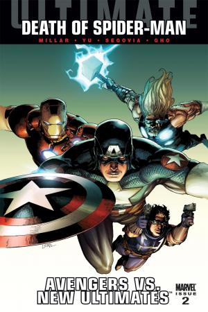 Ultimate Avengers Vs. New Ultimates #2