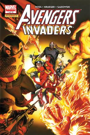 Avengers/Invaders #1