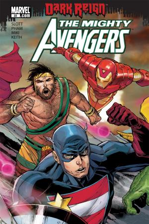 The Mighty Avengers (2007) #22
