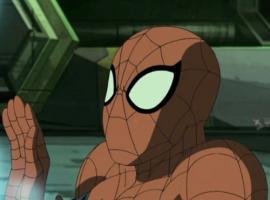 Spider-Man in Ultimate Spider-Man