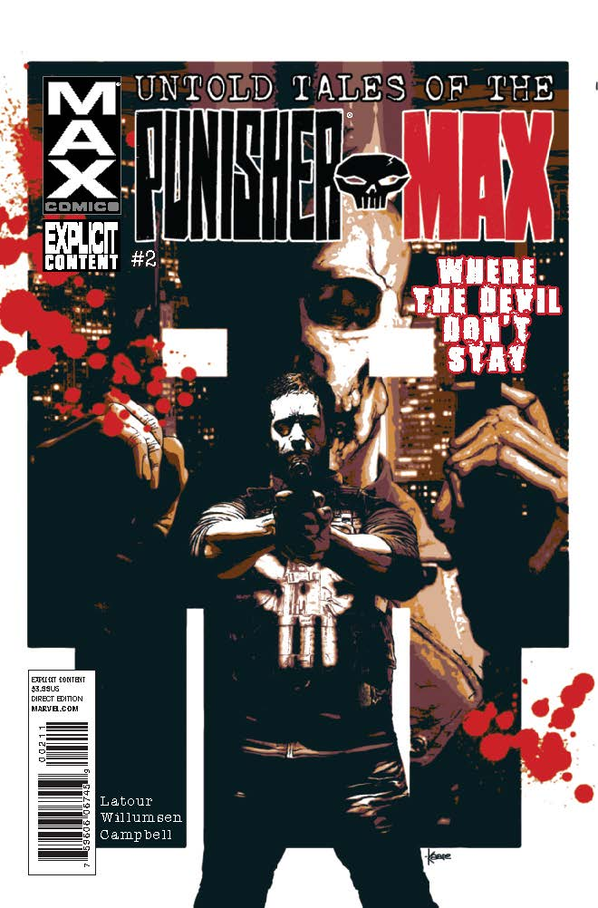Untold Tales of the Punisher Max (2010) #2