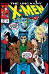 Uncanny X-Men (1963) #245 Cover