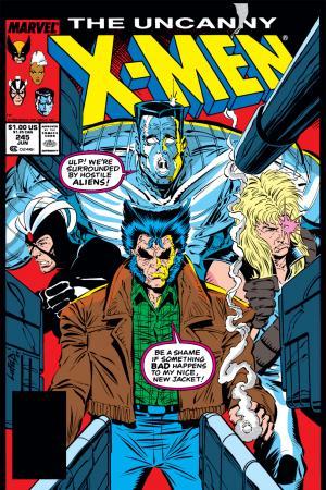 Uncanny X-Men (1963) #245