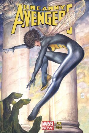 Uncanny Avengers (2012) #8 (Manara Wasp Variant)