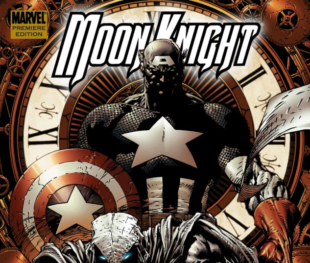 Moon Knight Vol. 2: Midnight Sun Premiere (2008) HC
