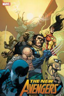 New Avengers Vol. 6: Revolution (Trade Paperback)