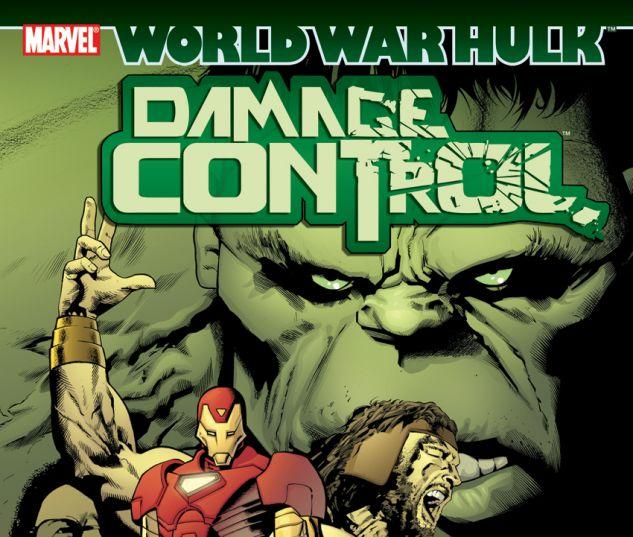 Hulk: Wwh - Damage Control (2008) TPB
