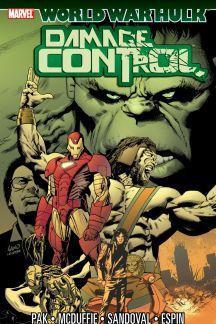 Hulk: Wwh - Damage Control (Trade Paperback)