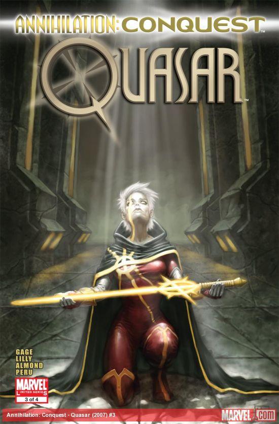 Annihilation: Conquest - Quasar (2007) #3